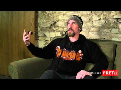 John Connolly of Sevendust: The Sound and The Story (Short)