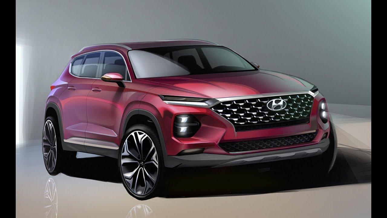 Hyundai Santa Fe 2019 Specs Interior Release Date Price