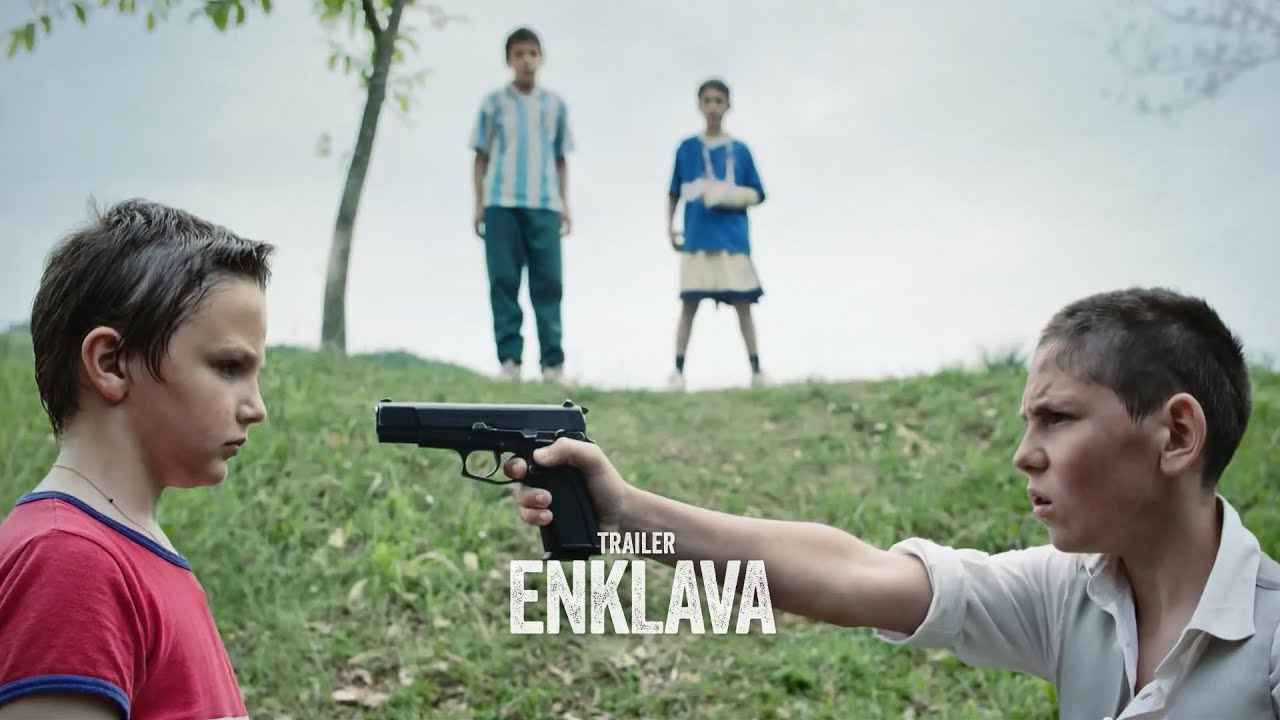 Enklava - Trailer