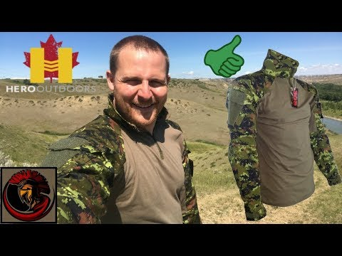 CADPAT OTW (Outside The Wire) Shirt - Military Clothing Review