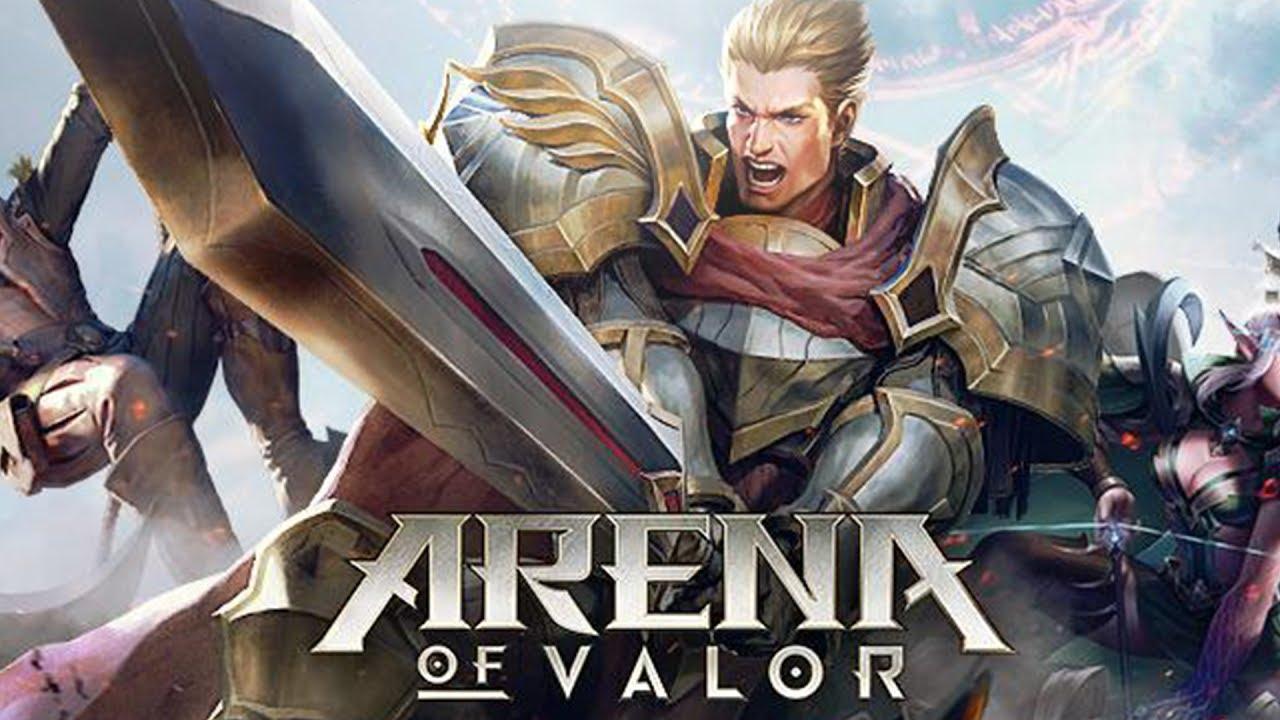 نتيجة بحث الصور عن Arena of Valor game