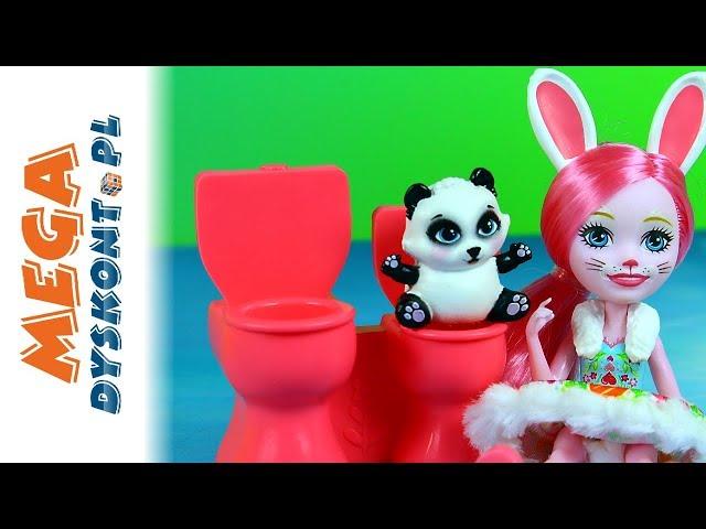 Enchantimals • Powódź w łazience • Mattel • bajki po polsku