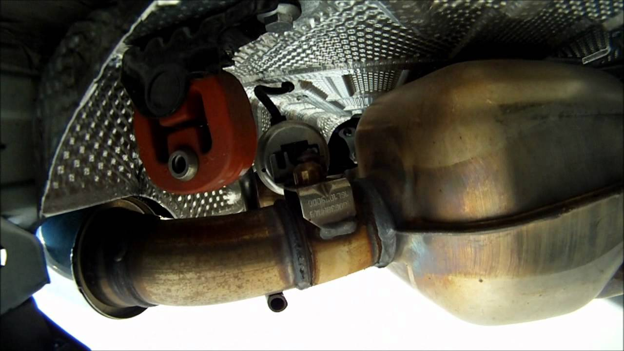 Vw Golf R Exhaust Flapper Youtube
