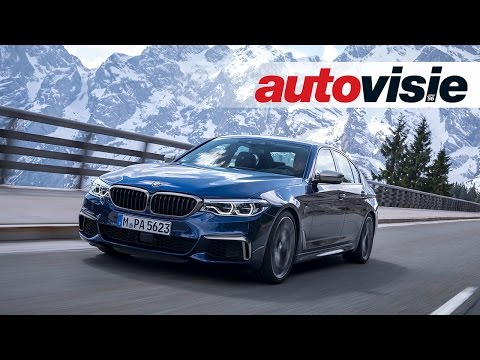 Eerste testnotities: BMW M550i xDrive (2017)