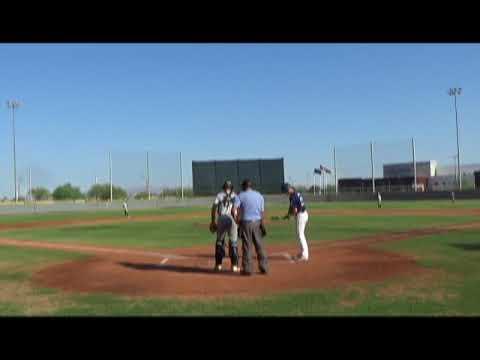 Ryan Pitching   USA Baseball Junior Olympics on 2017 06 18