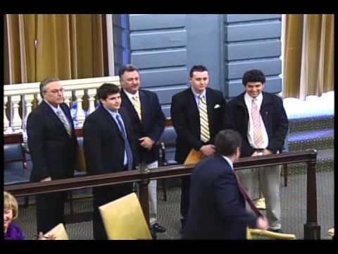 MatchingDonors.com Receives Citations At The Massachusetts Senate.