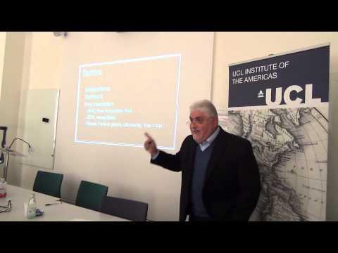 Dr Emilio Pantojas Garcia - Autonomy in Puerto Rico and the non-independent Caribbean