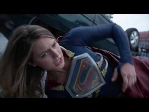 "Download Supergirl and Superman fight Metallo | Supergirl ""The Last Children of Krypton"""