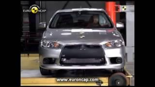 2016 Подборка Сrash Test Mitsubishi Lancer X