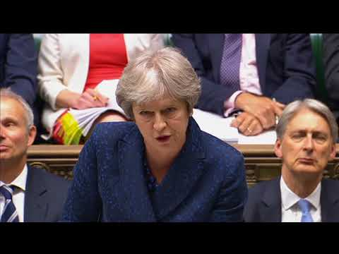 Prime Minister's Questions: 6 June 2018
