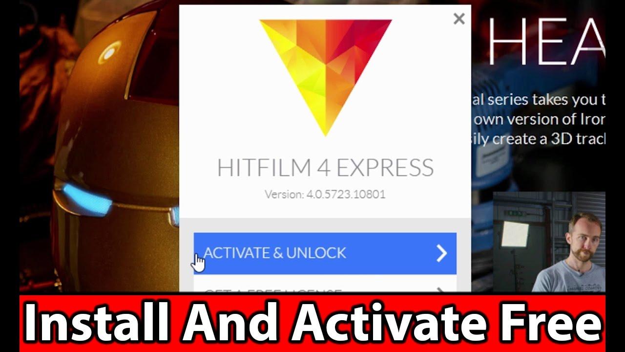 hitfilm 3 express 2017 download