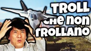 TROLL CHE NON SANNO TROLLARE | Funny Moments #18 - Battlefield 4 [PC]