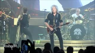 Queen ft. Adam Lambert - Somebody to Love - New York City, NY 7/17/14
