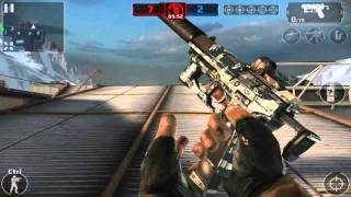 MODERN COMBAT 5 PAREDE BUG PC
