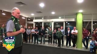 Greg Chappell speaks on Indoor's importance