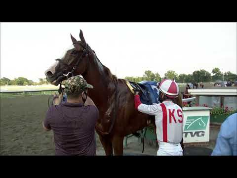 video thumbnail for MONMOUTH PARK 07-17-20 RACE 6