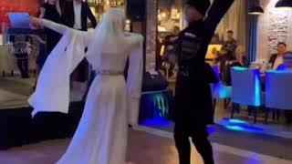 """ცეკვა """"ლეკური"""". Грузинский танец «Лекури»."""