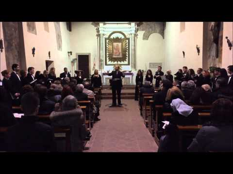 Sanctus for SATB choir