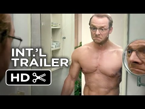 Absolutely Anything UK  1 2015  Simon Pegg, Robin Williams Movie HD