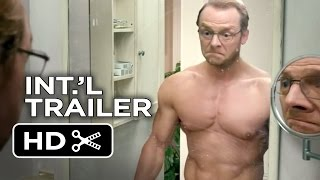 Absolutely Anything UK TRAILER 1 (2015) - Simon Pegg, Robin Williams Movie HD