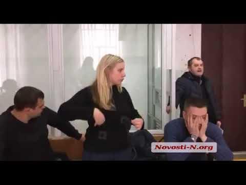 Видео 'Новости-N': в суде Науменко делают инъекции
