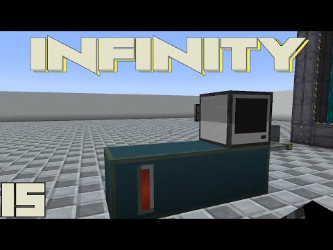 Minecraft Mods FTB Infinity - POWER STORAGE [E15] (HermitCraft Modded Server)
