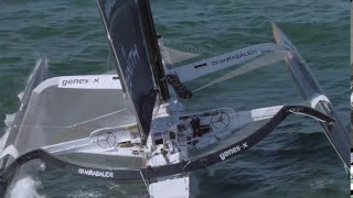 Spindrift 2 - Step aboard the world's biggest trimaran