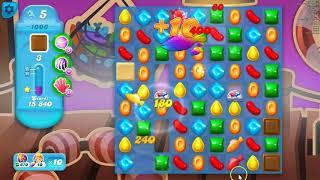Candy Crush Soda Saga Level 1006 ~ no boosters
