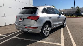 2015 Audi Q5 Oxnard, Ventura, Camarillo, Thousand Oaks, Santa Barbara, CA AX03894A