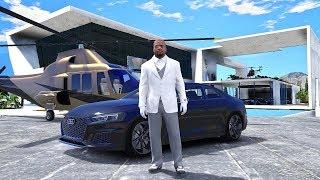 GTA 5 - DANS LA PEAU D'UN MAFIEUX 3 ! Voitures de luxes, Manoir secret et assassinat