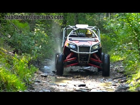 RZR RACING AT SUPERLIFT OFF-ROAD PARK