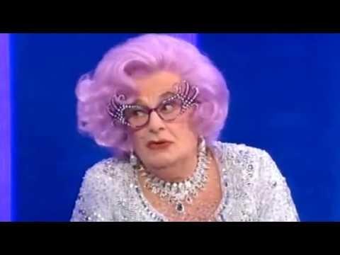 Dame Edna Everage interview (Parkinson, 2004)