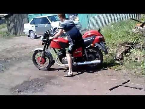 Ваня-мотоцикл-корень
