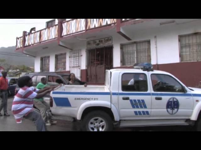 Caribisch Nederland, afl 2 Politie, deel 1