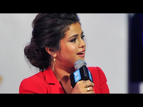 Selena Gomez Reveals Shocking Mental Health Info