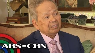 2 dating Chief Justice may opinyon ukol sa prangkisa ng ABS-CBN | TV Patrol
