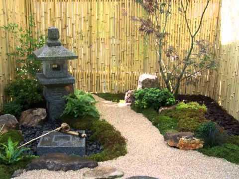 Tsuboniwa ephemere ephemeral tsuboniwa youtube - Decoration jardin ottignies ...