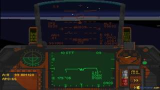 Falcon Gold gameplay (PC Game, 1994)