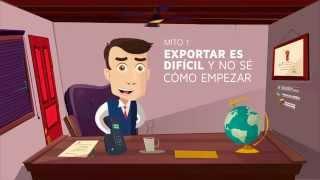 Mito 1: Exportar es Difícil y no sé cómo empezar