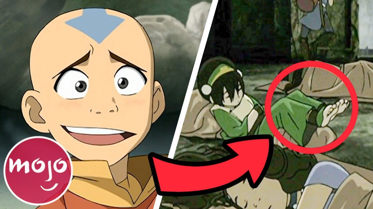 Download Top 10 Amazing Small Details in Avatar: The Last Airbender You Missed