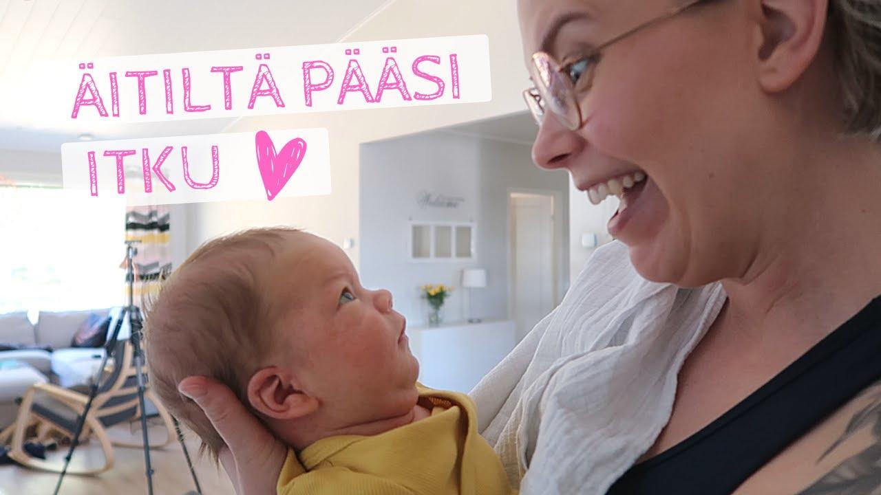 Vauvan Ensimmäinen Hymy