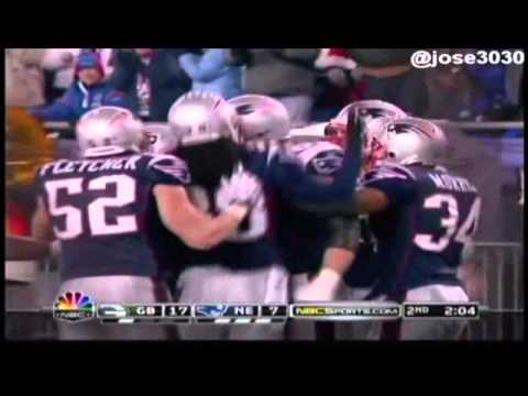 Dan Connolly 71 Yard Kickoff Return vs Packers 12/19/2010