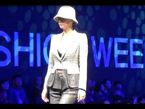 [181007][벡스코][부산국제신발·섬유·패션전시회] 패션쇼 by 이화숙 디자이너 LEE HWA SOOK (Pearl by Any)