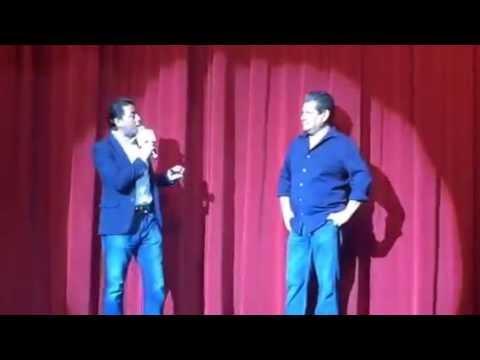 El Genio Lucas Y El Perico Presentando A Adrian Uribe En Riverside, CA