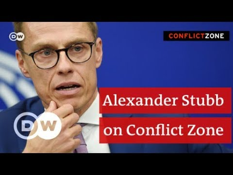 Conflict Zone: Can a former Finnish Prime Minister solve Europe's problems? | DW English