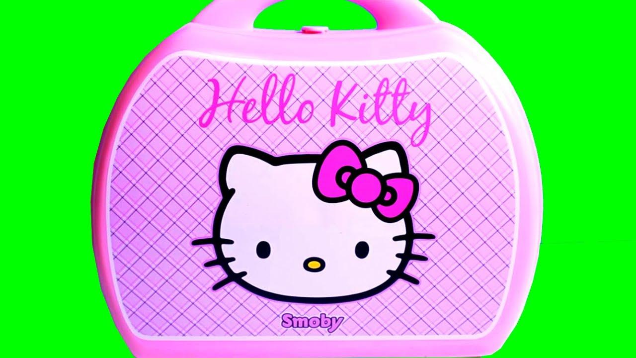 Hello Kitty Mini Kitchen Preschool Set ハローキティ キッチンセット ...