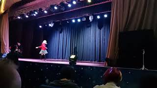 NOT BAD! cosplay festival 2019  Зайдуллина Екатерина - Безумный азарт - Ицуки Сумераги
