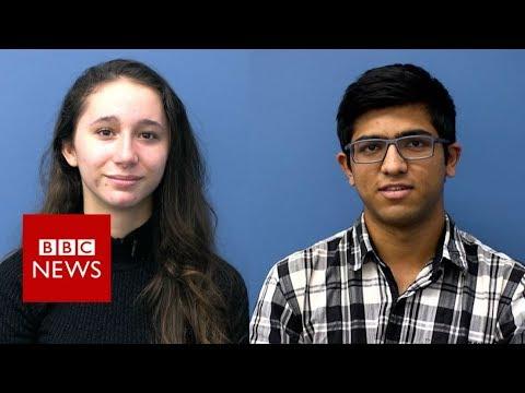 How US teens talk about sexual assault - BBC News