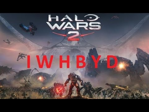 Halo Wars 2 IWHBYD Lines (Funny/Unique Dialogue)