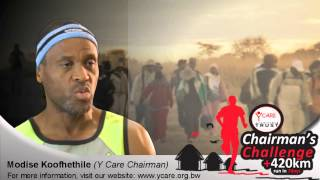 Y Care Chairman's Challenge